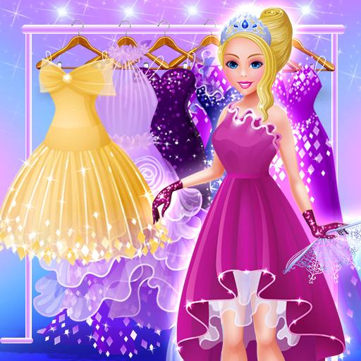 Cinderella Dress Up  (Unlimited money,Mod) for Android