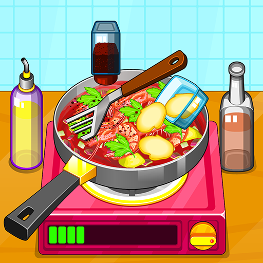Cooking Thai Food  (Unlimited money,Mod) for Android