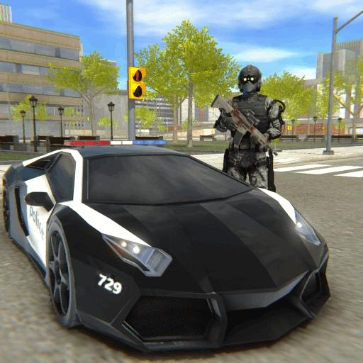 Cop Driver Police Simulator 3D (Unlimited money,Mod) for Android