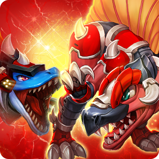 Dino War Spino VS Mosa  (Unlimited money,Mod) for Android
