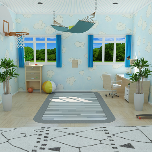 Escape game:Children's room~ Boys room edition ~  (Unlimited money,Mod) for Android