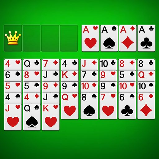FreeCell Solitaire – Classic Card Games  (Unlimited money,Mod) for Android