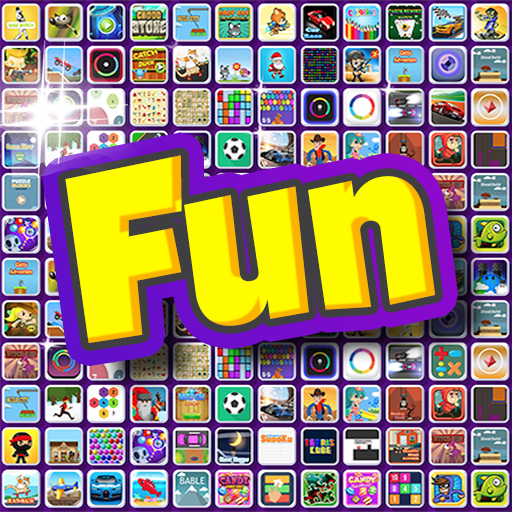 Fun GameBox 3000+ games in App  (Unlimited money,Mod) for Android