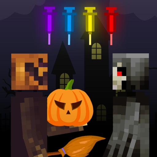 Halloween Ragdoll Playground: Human Witch  (Unlimited money,Mod) for Android