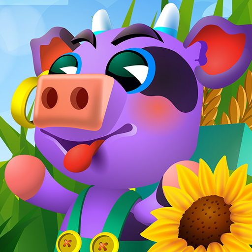 Idle Animal Farm: Farming Manager Tycoon  (Unlimited money,Mod) for Android