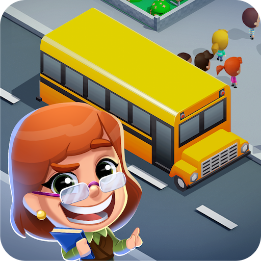 Idle High School Tycoon – Management Game  (Unlimited money,Mod) for Android