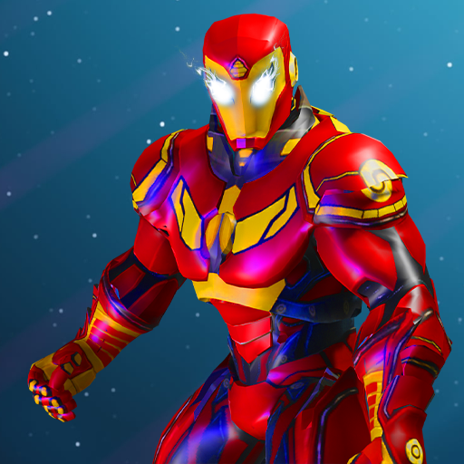 Iron Spider Ultimate Superhero Rope  (Unlimited money,Mod) for Android