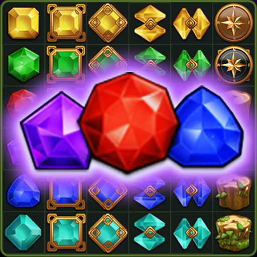 Jewel & Gem Crush – Match Master  1.0.6 (Unlimited money,Mod) for Android