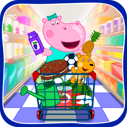 Kids Supermarket: Shopping mania  1.2.3 (Unlimited money,Mod) for Android