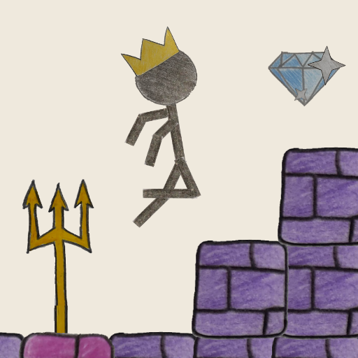 King of obstacles: Handmade adventure  (Unlimited money,Mod) for Android