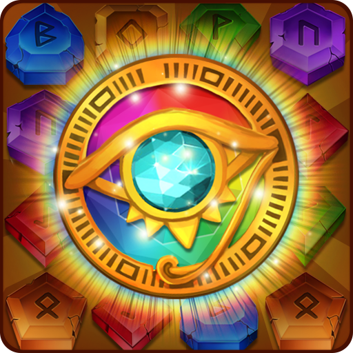 Legend of Magical Jewels: Empire puzzle  (Unlimited money,Mod) for Android
