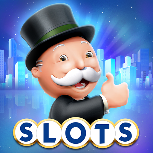 MONOPOLY Slots – Slot Machines  (Unlimited money,Mod) for Android