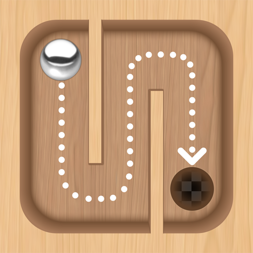 Maze Rolling Ball 3D  (Unlimited money,Mod) for Android