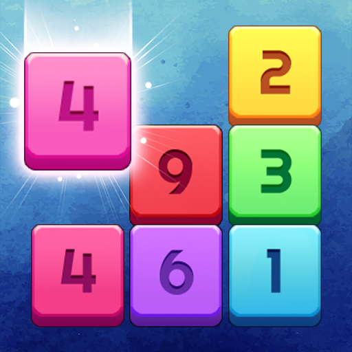Merge Number Puzzle  (Unlimited money,Mod) for Android