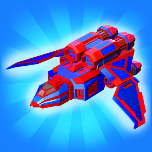 Merge Space Ships: Cyber Future Merger 3D  (Unlimited money,Mod) for Android
