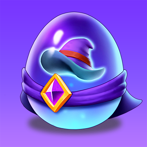 Merge Witches merge&match to discover calm life  2.3.0 (Unlimited money,Mod) for Android