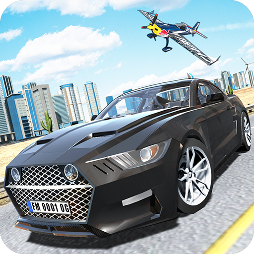 Muscle Car Mustang  (Unlimited money,Mod) for Android