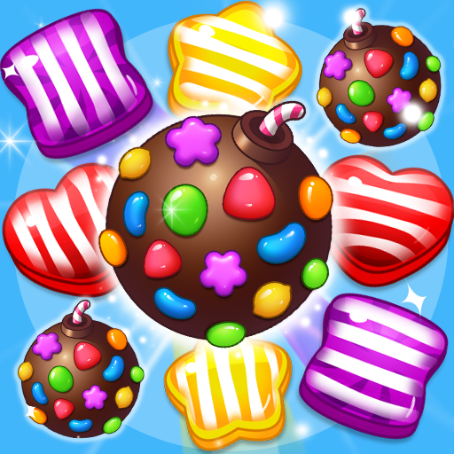 My Jelly Bear Story: New candy puzzle  (Unlimited money,Mod) for Android