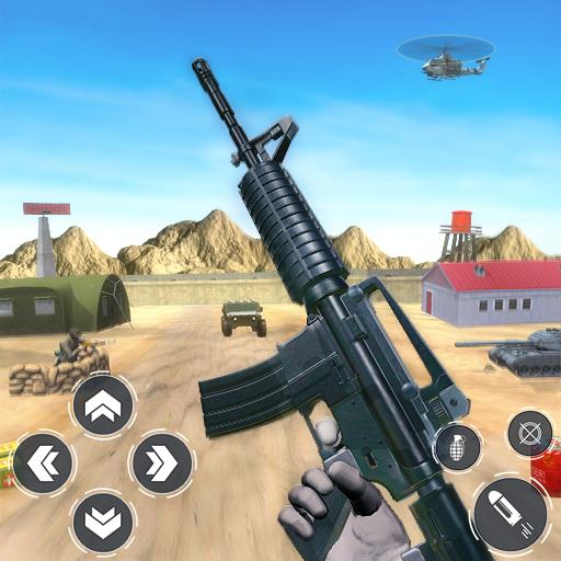 New Shooting Games 2021: Free Gun Games Offline  (Unlimited money,Mod) for Android