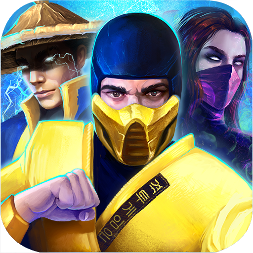 Ninja Games Fighting – Combat Kung Fu Karate Fight  (Unlimited money,Mod) for Android