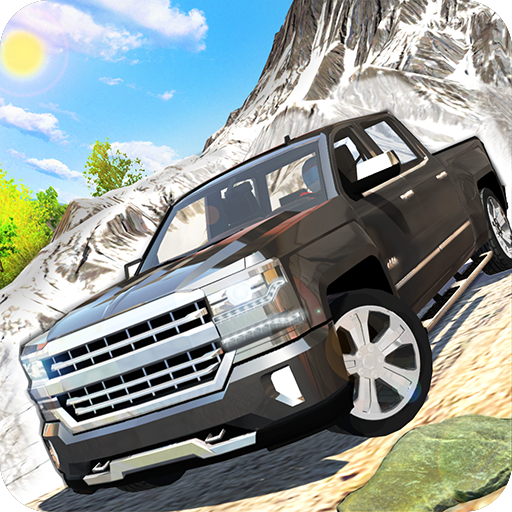 Offroad Pickup Truck S  (Unlimited money,Mod) for Android