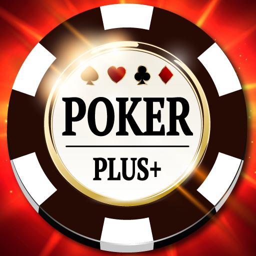 Poker Plus+ Free Texas Holdem Poker Games  (Unlimited money,Mod) for Android