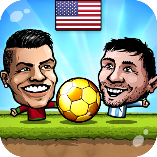 ⚽Puppet Soccer 2014 – Big Head Football 🏆  3.1.6 (Unlimited money,Mod) for Android