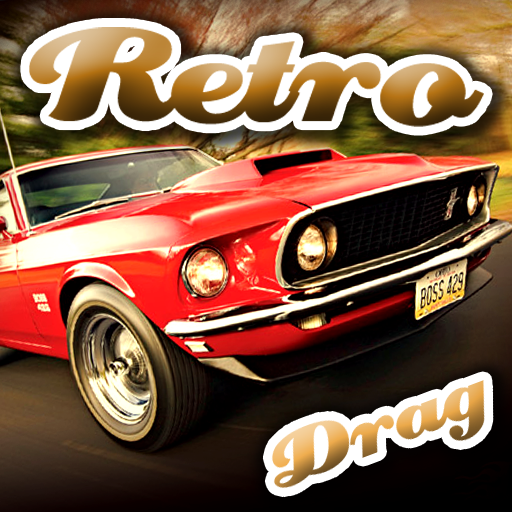 Retro Drag Racing  (Unlimited money,Mod) for Android