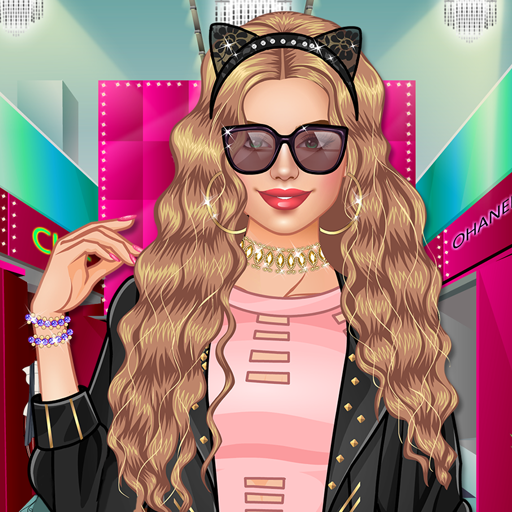 Rich Girl Crazy Shopping – Fashion Game  (Unlimited money,Mod) for Android