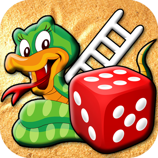 Snakes and Ladders | by Ludo King  (Unlimited money,Mod) for Android