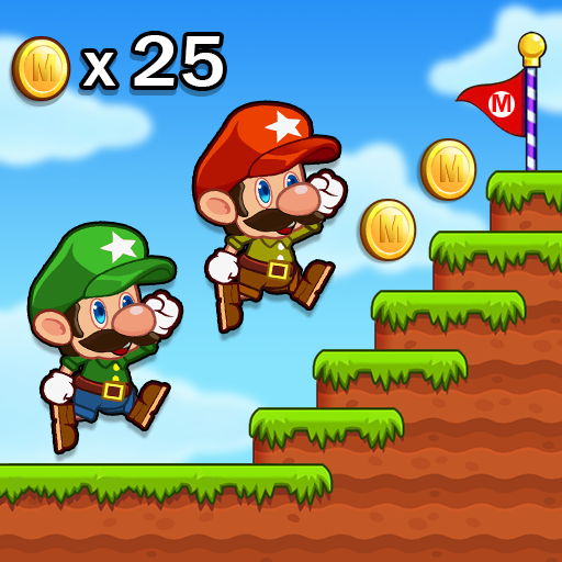 Super Billy's World: Jump & Run Adventure Game  (Unlimited money,Mod) for Android