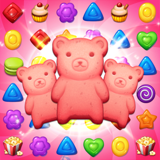 Sweet Candy POP: Cookie Crush  (Unlimited money,Mod) for Android