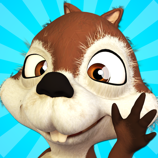 Talking Baby Squirrel  (Unlimited money,Mod) for Android