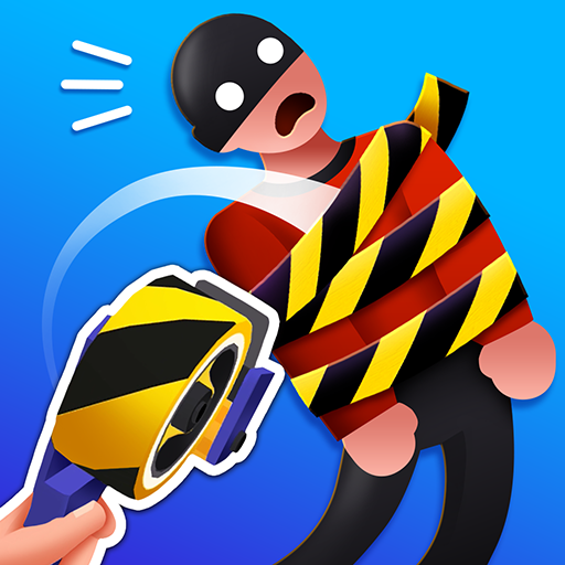 Tape Thrower  1.4.2 (Unlimited money,Mod) for Android