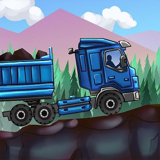 Trucker Real Wheels – Simulator  (Unlimited money,Mod) for Android