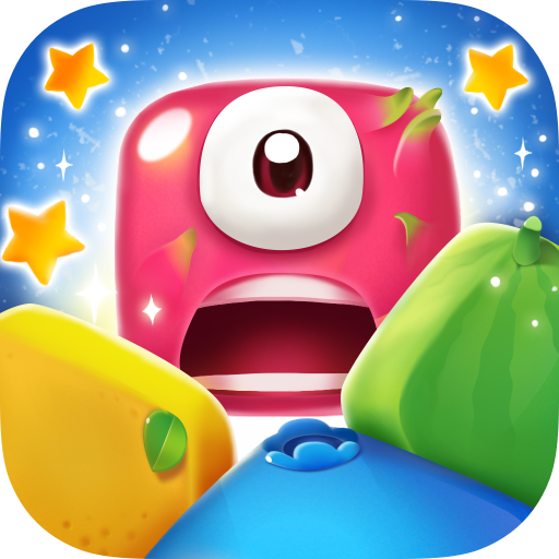 Veggie PopStar -Blast Game  (Unlimited money,Mod) for Android