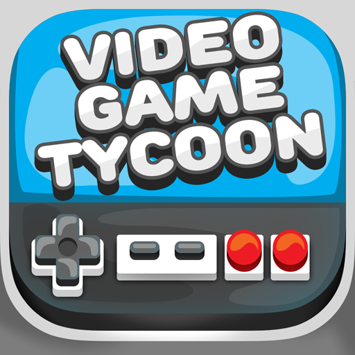 Video Game Tycoon – Idle Clicker & Tap Inc Game  (Unlimited money,Mod) for Android