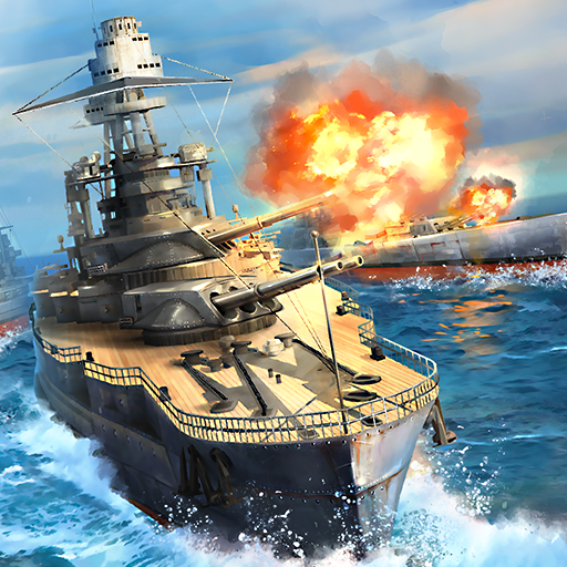 Warships Universe: Naval Battle  (Unlimited money,Mod) for Android