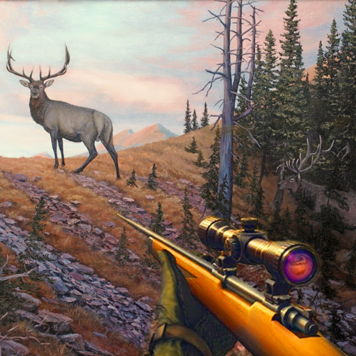 Wild Deer Hunter 2021: New Animal Hunting Games  (Unlimited money,Mod) for Android