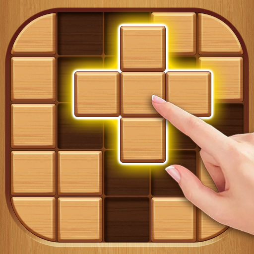 Wood Block Puzzle – New Block Puzzle Blast Game  (Unlimited money,Mod) for Android