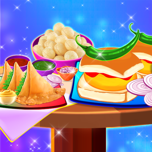 Yummy! Famous Indian Street Food Cooking Game  (Unlimited money,Mod) for Android