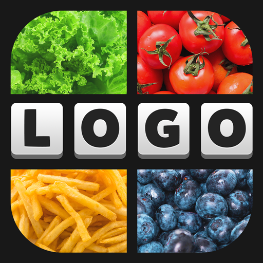 4 Pics 1 Logo Game – Free Guess The Word Games  (Unlimited money,Mod) for Android