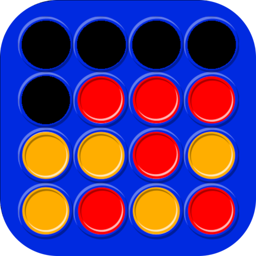 4 in a row – Board game for 2 players  (Unlimited money,Mod) for Android