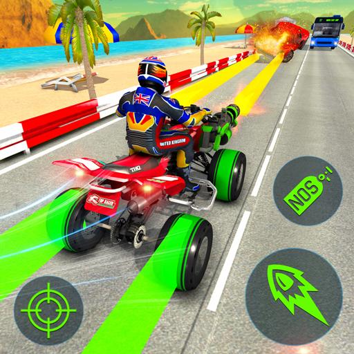 ATV Quad Bike Racing Game 3d  (Unlimited money,Mod) for Android
