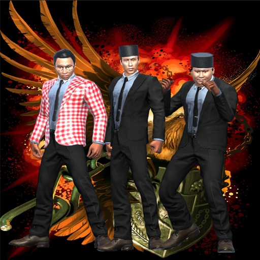 Adventure Jokowi  (Unlimited money,Mod) for Android