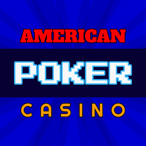 American Poker 90's Casino  (Unlimited money,Mod) for Android