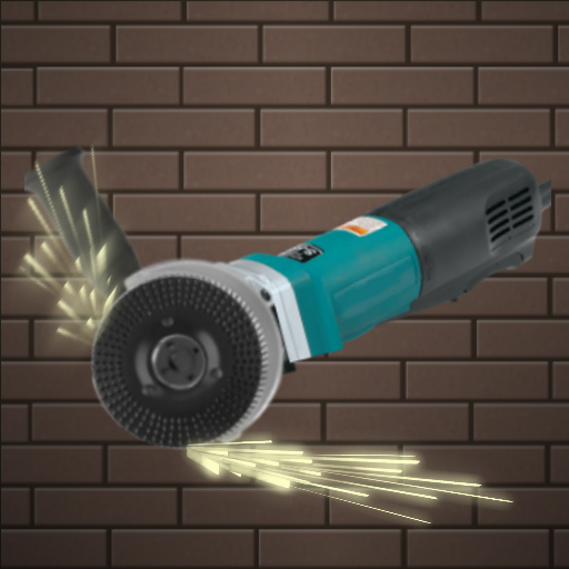 Angle Grinder  (Unlimited money,Mod) for Android