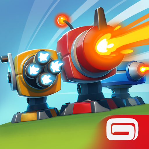 Auto Defense – Play this Epic Real Castle Battler  (Unlimited money,Mod) for Android
