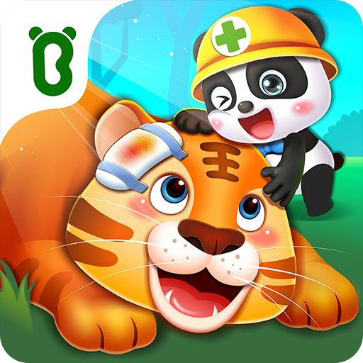 Baby Panda: Care for animals  (Unlimited money,Mod) for Android