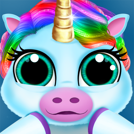 Baby Unicorn Pet Care  (Unlimited money,Mod) for Android